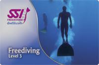Обучение фридайвингу в Санкт-Петербурге SSI Freediving