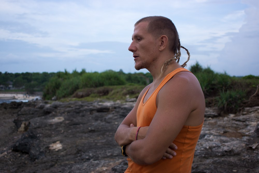 Инструктор по SSI фридайвингу Кирилл Попов
