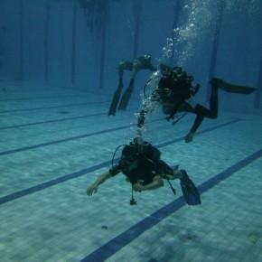 Обучение дайвингу Open Water Diver