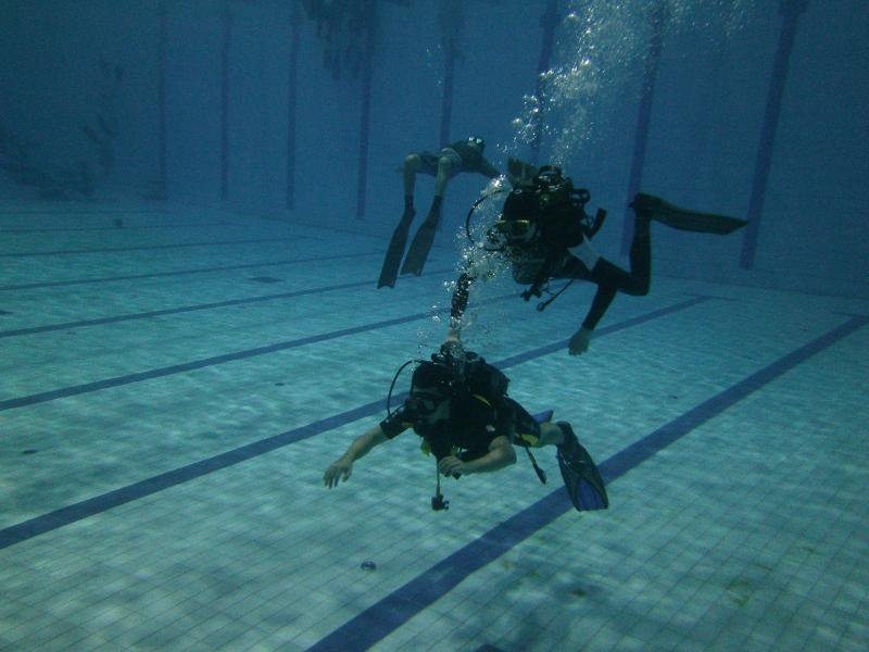 Обучение дайвингу в спб, обучение open water diver