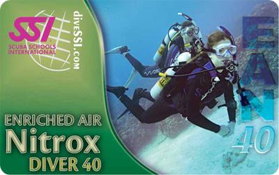 Обучение курсы погружений на найтроксе в санкт-петербурге, nitrox diver