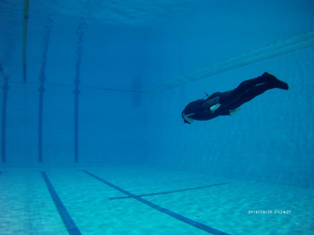 Обучение фридайвингу в спб курсы SSI Freediving