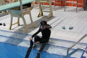 Обучение фридайвингу в спб, SSI Freediving Basic