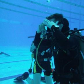 Обучение дайвингу курс SSI Open Water Diver