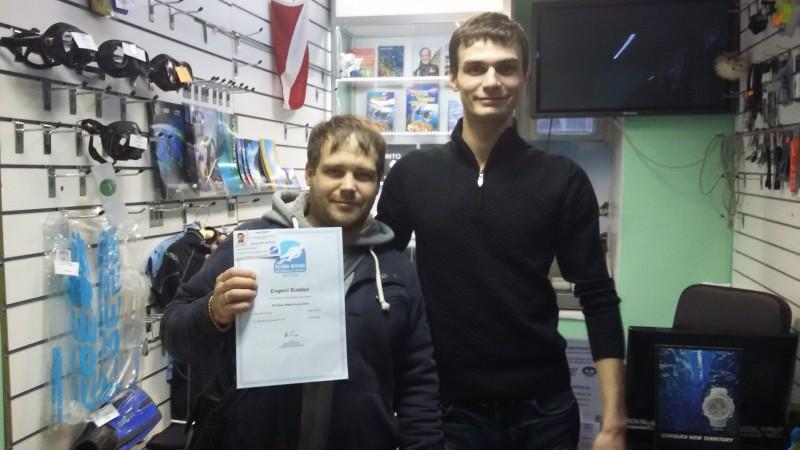 обучение дайвингу в санкт-петербурге open water diver