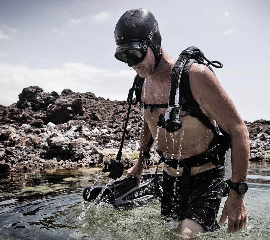 жилет компенсатор bcd aqualung outlaw