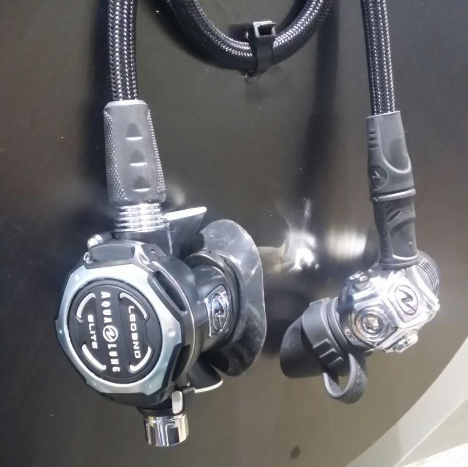 регулятор aqua lung leg3nd