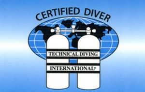 Сертификат TDI